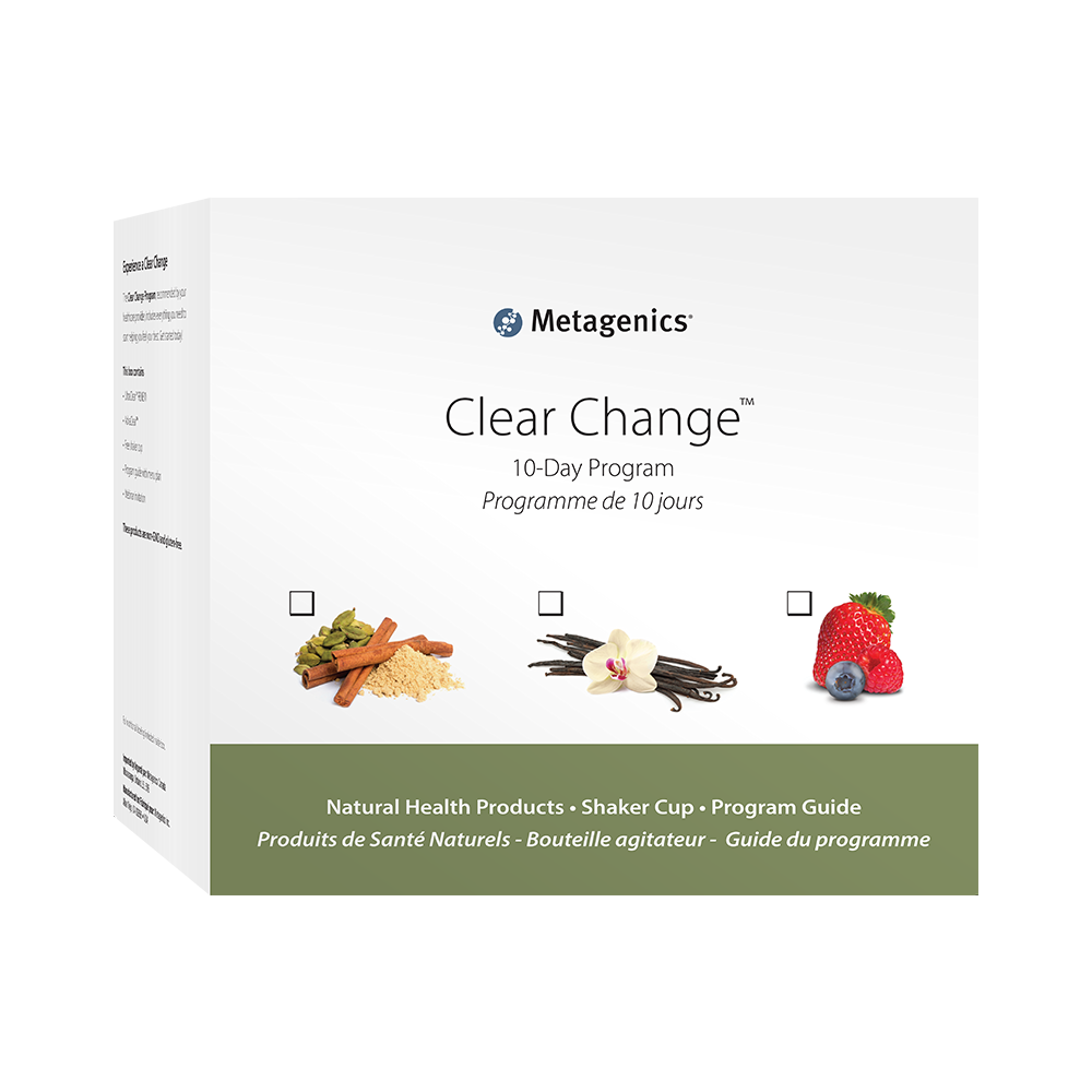 Clear Change™ 10 Day Program
